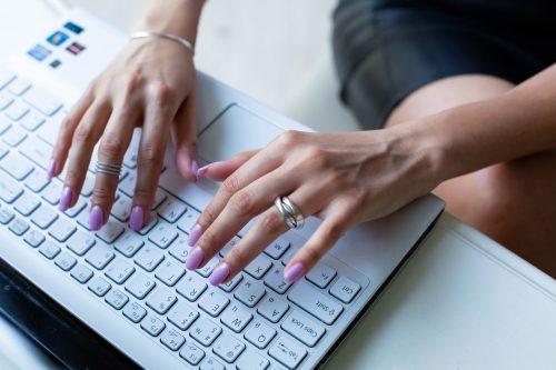 Online Touch Typecursus